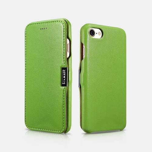 Iphone 7/ 8 Case Funda Cuero Genuino Ligero Apple