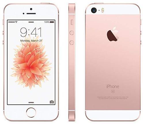 Iphone Se 32gb Rose Gold Apple Nuevo Sellado Garantía