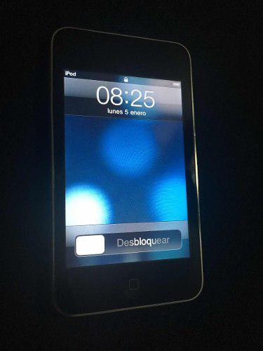 Ipod Touch 2g De 8gb Colección