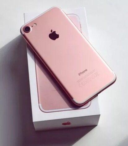 Oferton Iphone 7 32gb Rosado Gold Pink Accesorios