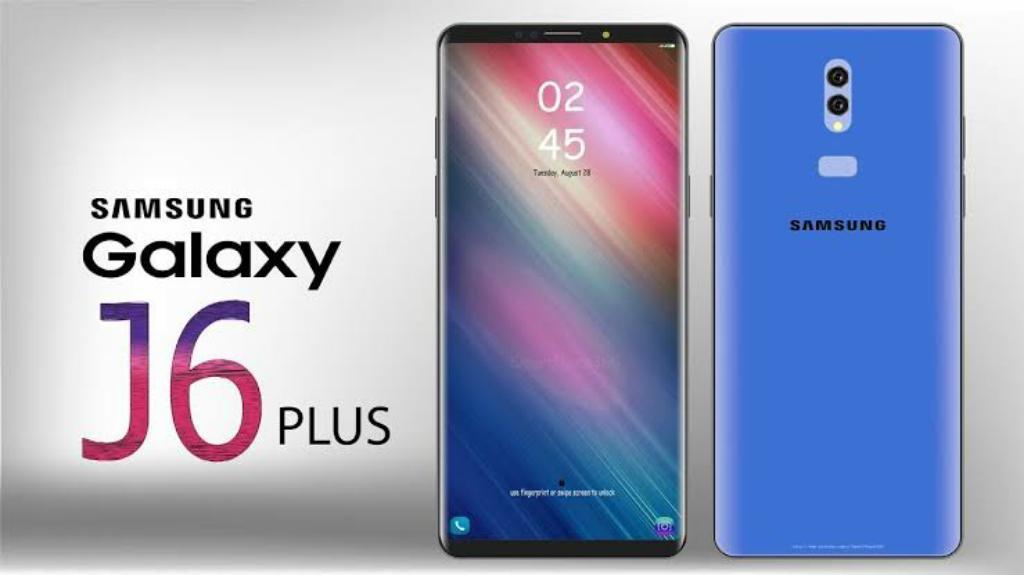 Samsung Galaxy J6 Plus Nuevo