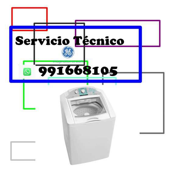 991668105 lavadoras general electric servicio tecnico lima
