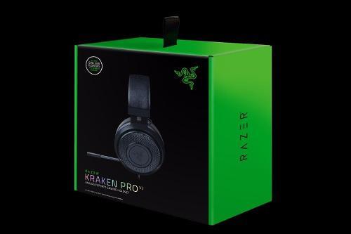 Audifono C/microf. Razer Kraken Pro V2 Analog Gaming Green