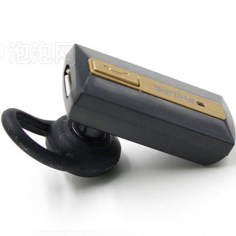 Auricular C/microf. Philips Shb1202 Mono Bluetooth Black