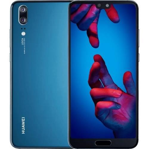 Huawei P20 Pro 128gb 6gb Ram 4g Lte Azul