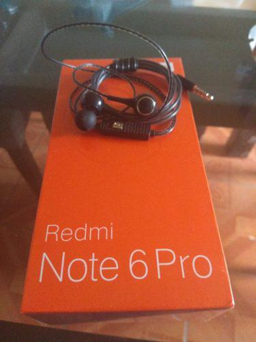 Redmi Note 6 Pro 4/64 + Regalo