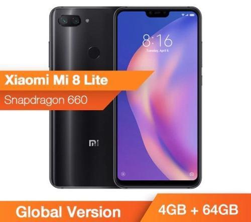 Xiaomi Mi 8 Lite 4gb 64gb Versión Global - Stock + Tienda