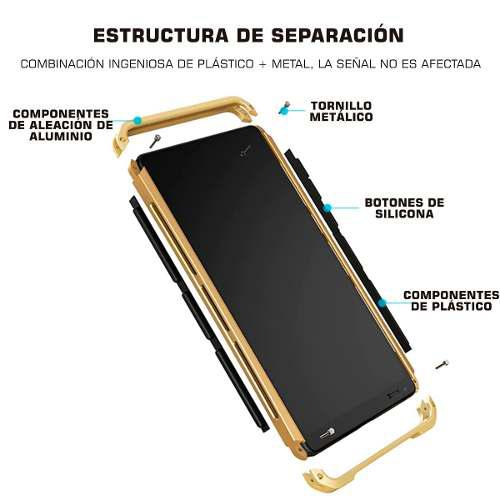 Xiaomi Mi 8 Se - Case Element Solace Funda Protector Carcasa