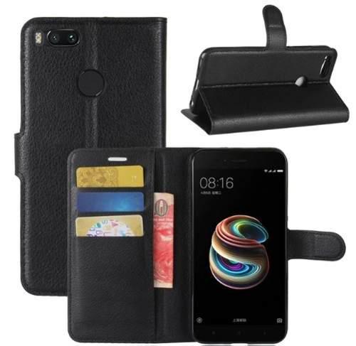 Xiaomi Mi A1 Case Flip Cover Billetera Protector Sellado