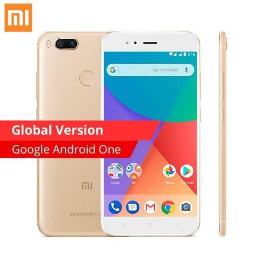 Xiaomi Mi A1 Global Version - 4g Lte, 4gb/64gb -chiss Store