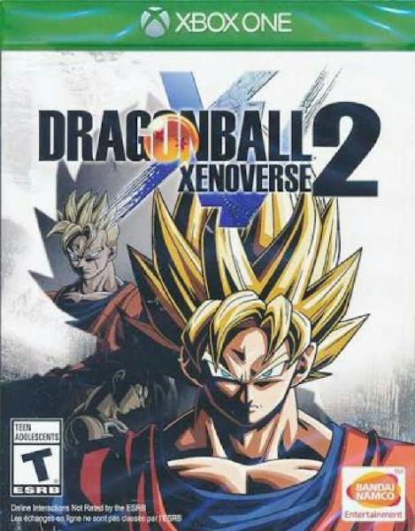Dragon Ball Xenoverse 2 Xbox One Nuevo y Sellado Stock