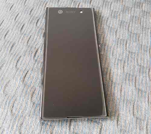 Smartphone Celular Sony Xa1 Ultra Imei Original Como Nuevo