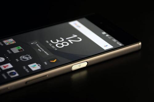 Smartphone Sony Xperia Z5 32gb 23mp Negro