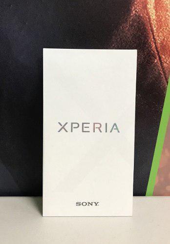 Sony Xperia Xz1 Sellado 5.2 Libre Garantia 12 Meses 64gb 4gb