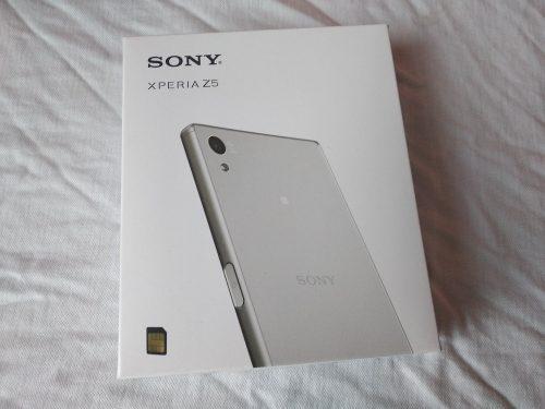 Sony Xperia Z5 De 3gb/32gb 23 Mpx Nuevo Con Accesorios