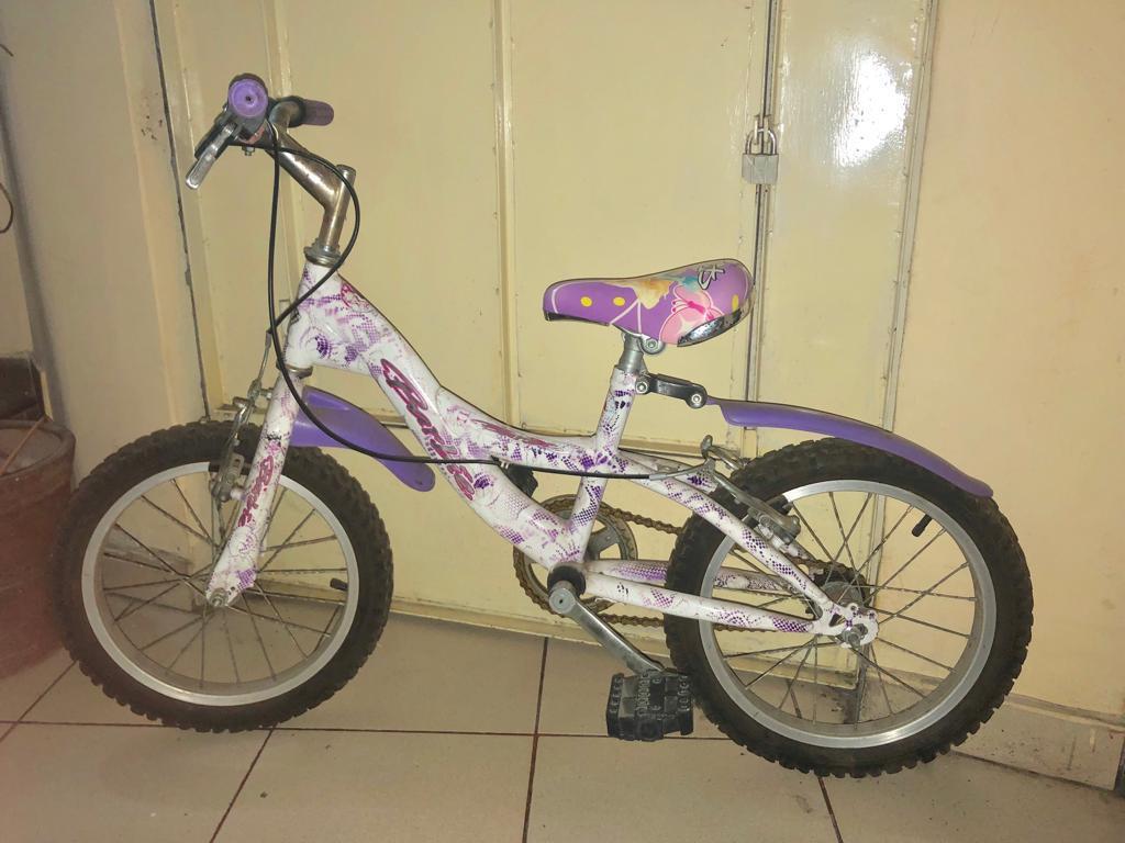 Vendo Bicicleta para niña usada