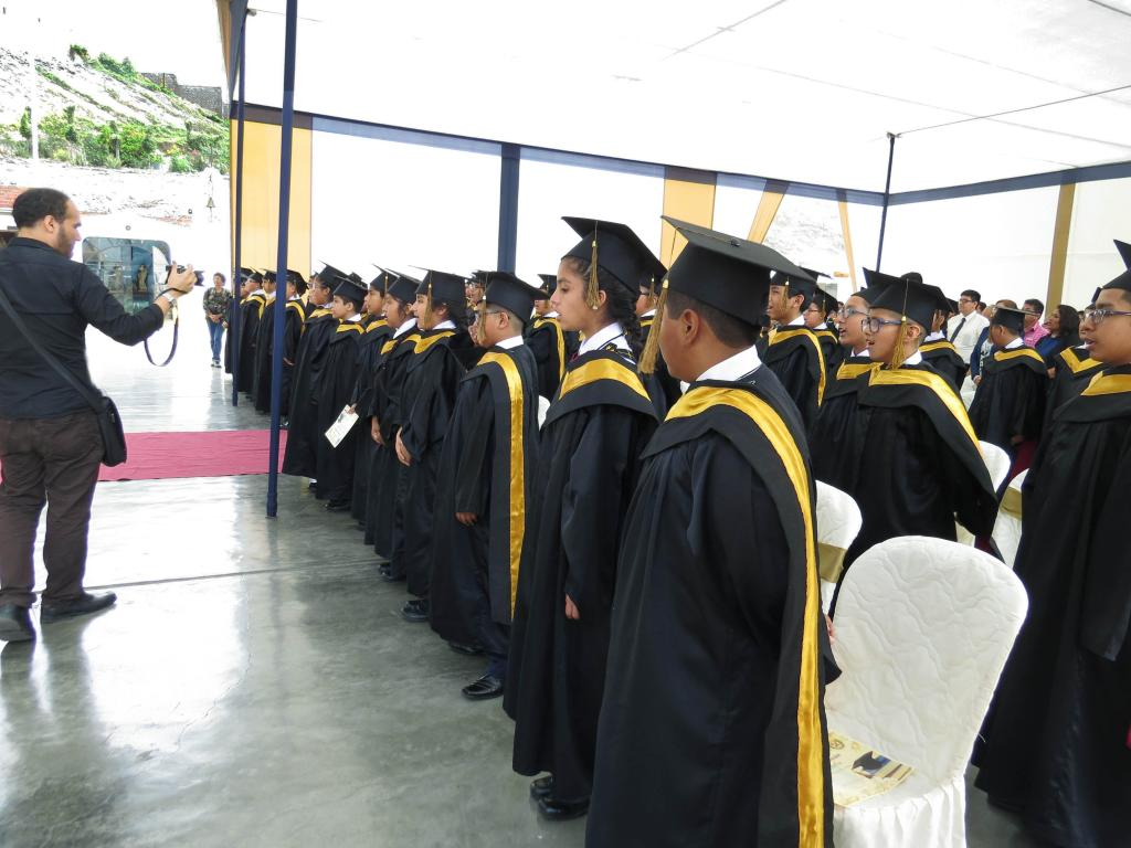 Filmación y Fotografía para universidades e institutos