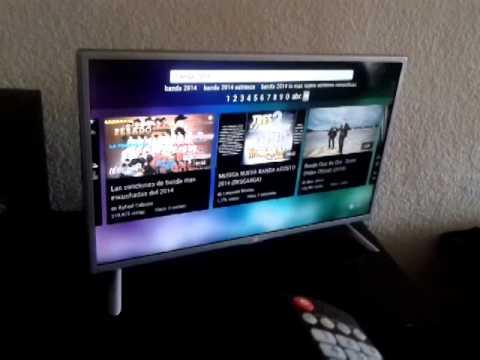 SMART TV LG DE 32 PULG