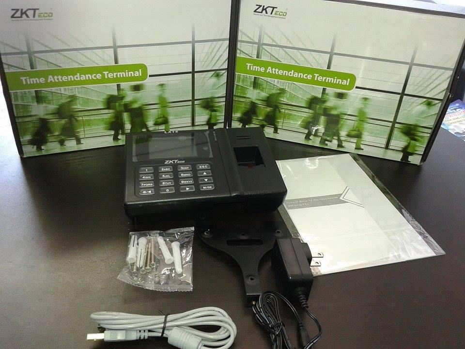 TIENDA: Control Asistencia Zkteco Lx14 Biometrico