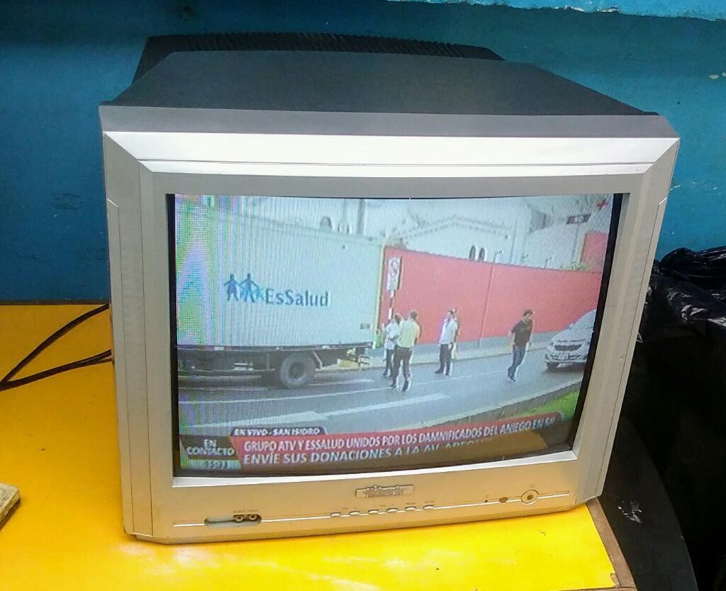 Tv Televisor 21 Pulgadas Buen Estado