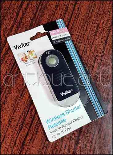 A64 Disparador Infrarrojo Camaras Digitales Sony Alpha Nex