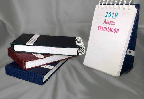 Agenda Exfoliador 2019