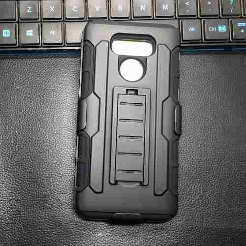 Case Armor Lg G6 Plus / Funda Protector Parante Antigolpe