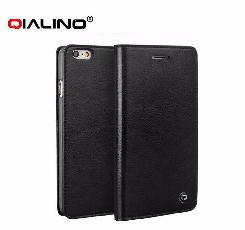 Case Flip Cover Qialino Cuero - Iphone 6 Y Iphone 6s