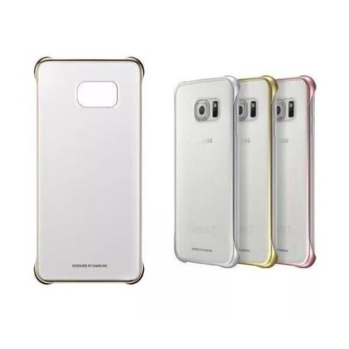Case Funda Clear Cover Samsung Galaxy S8, S8 Plus Original
