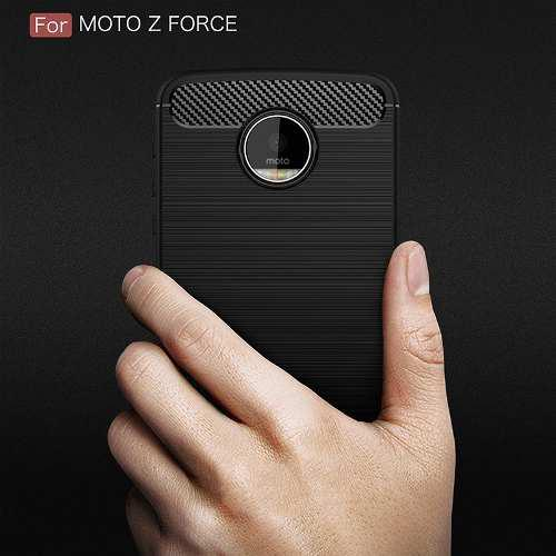 Case Protector Funda Cover Estuche Motorola Moto Z Force