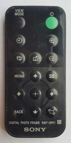 Control Remoto Sony Rmt-dpf1 Para Marco De Foto Digital