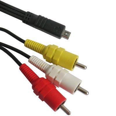 Digital Camara Av Cable Para Sony Vmc-15fs And Vmc-30fs