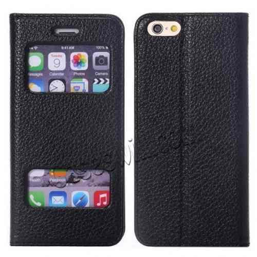 Flip Cover Funda Estuche Case Iphone 6 Plus