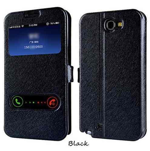 Flip View Cover Funda Estuche Protector Samsung Note 3 Neo