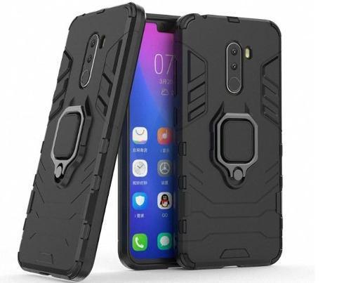Funda Case Anti Impacto Xiaomi F1 Pocophone - Tienda