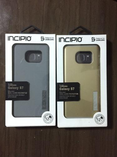 Funda Case Cover Incipio Dual Pro Samsung Galaxy S7