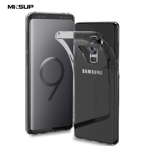 Funda Case Cover Transparente Samsung S8 S9 S9+ Plus A8 2018