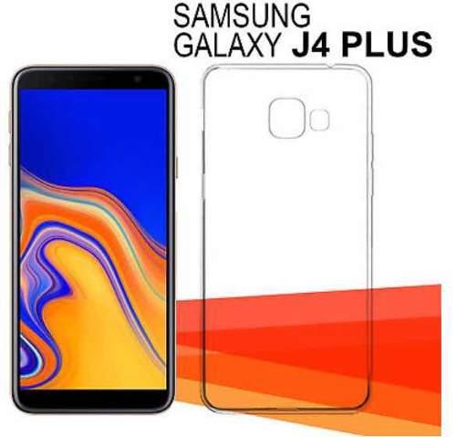 Funda Case Protector Tpu Transparente Para Samsung J4 Plus