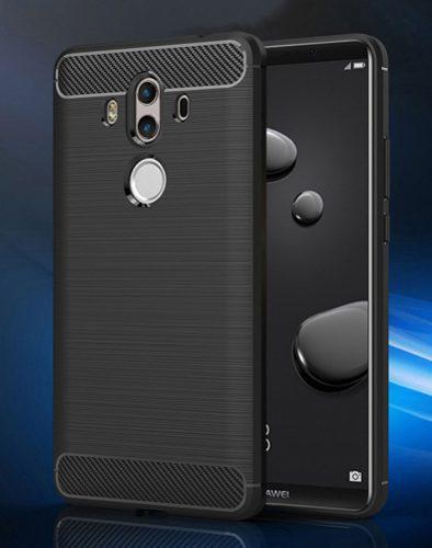 Funda Fibra Carbono Huawei Mate 10 Pro - Mate 9 Lite - Tiend
