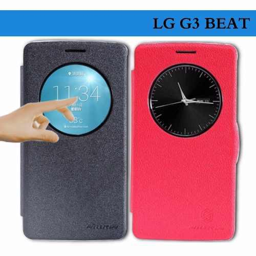 Funda Flip Cover Original Nillkin Para Lg G3 Beat/mini
