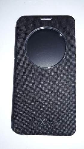 Funda Flip Cover Para Lg X Cam
