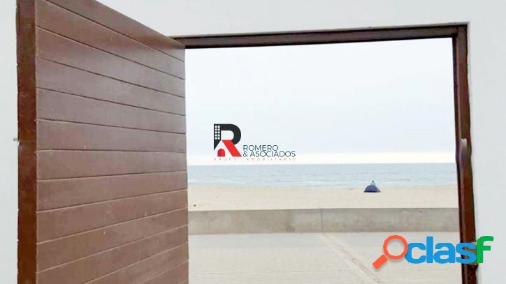 Se alquila Hermosa casa de playa en Punta negra - 00654