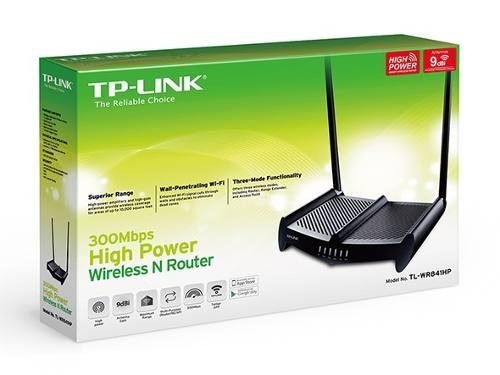 Router Inalambrico De 300mbps Tl-wr841hp