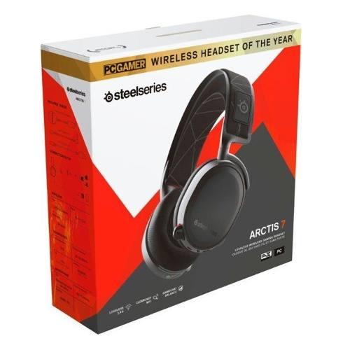 Audífono Steelseries Arctis 7 Wireless Sonido 7.1 Ed