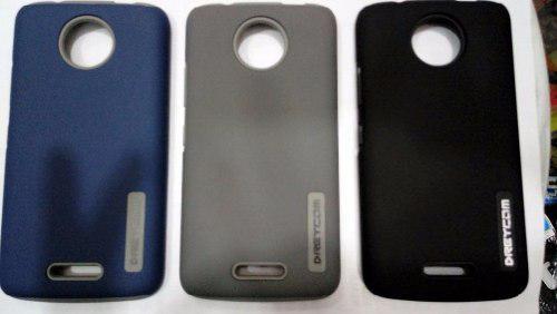 Case Protector Tipo Incipio Para Motorola Moto C