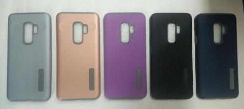 Case Protector Tipo Incipio Para Samsung Galaxy S9 Plus