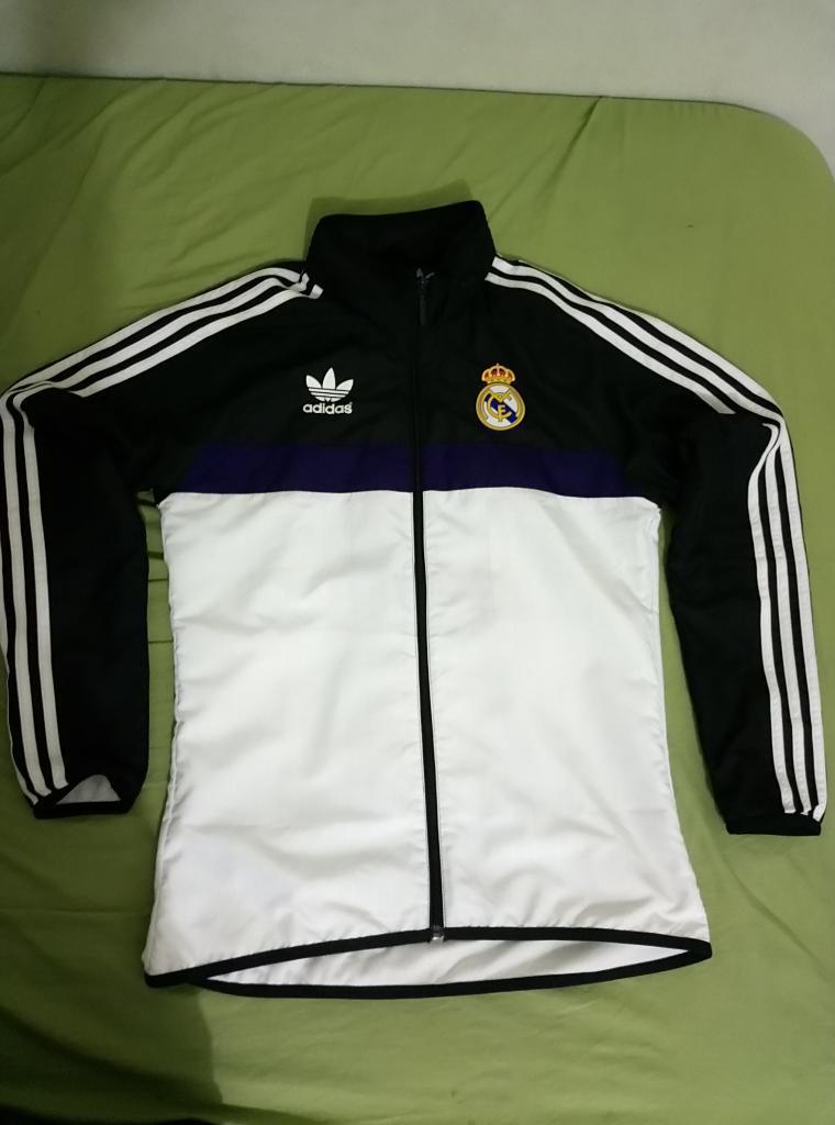 Casaca Adidas Original Real Madrid