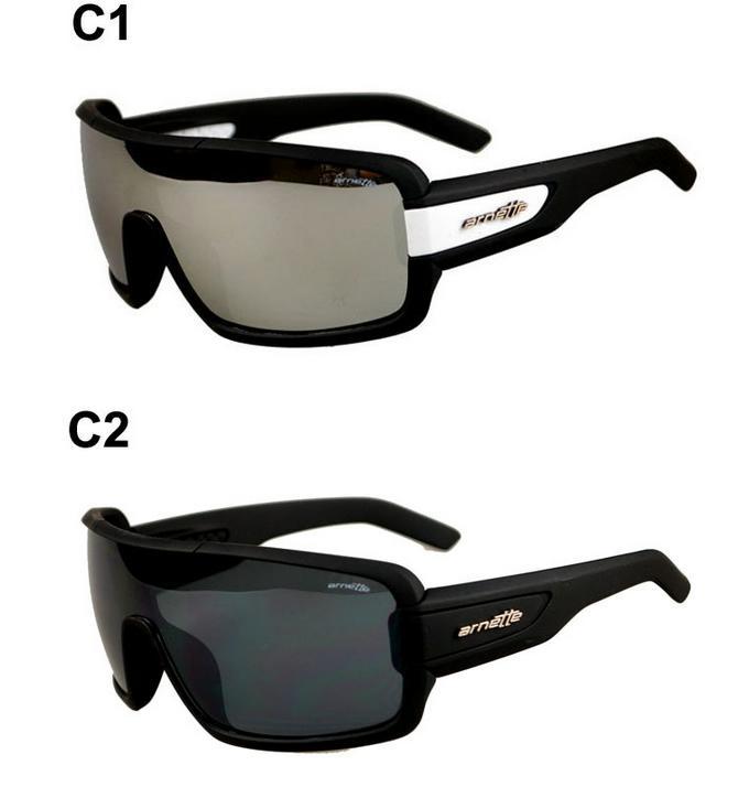 Lentes De Sol Arnette Uniluna Shield Uv400