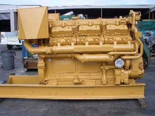 Motor Caterpillar Kit De Reparation Original Y Alternativa