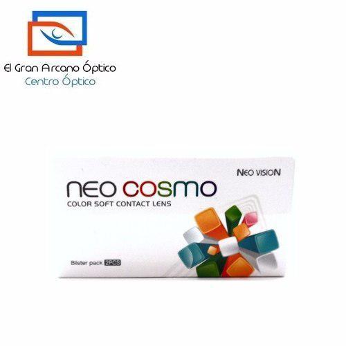 Neo Cosmo - Lentes De Contacto Cosméticos